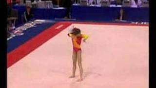 Cheng Fei 2006 Worlds Floor Event Finals