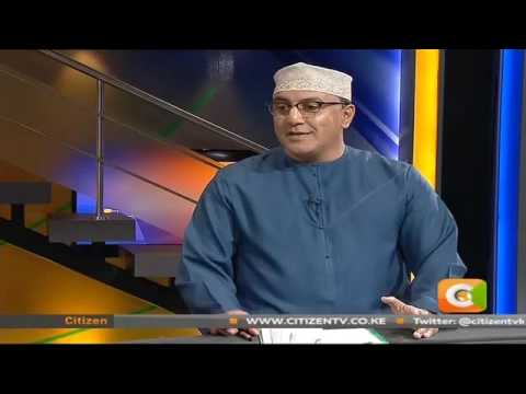 CS Najib Balala's interview on CITIZEN TV