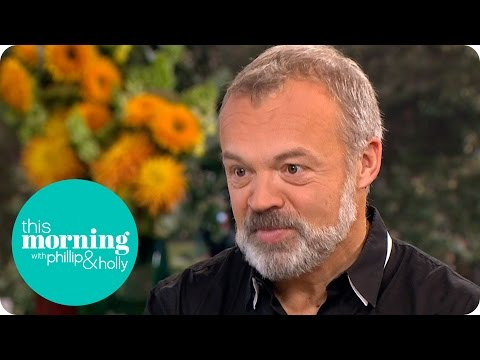 Graham Norton on Awkward Celebrity Interviews | This Morning