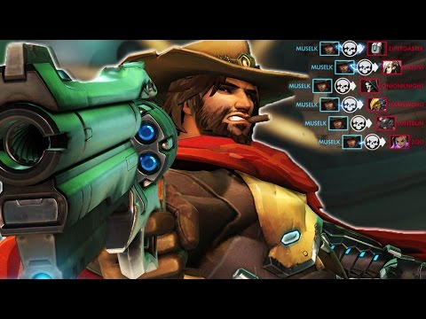 [Overwatch] Mcrees Perfect High-Noon