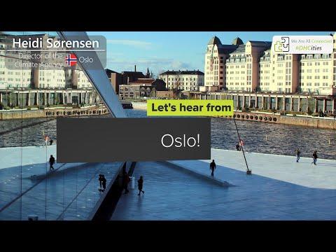Oslo - DHCities