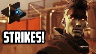 Two strikes, one video! destiny 2 gameplay walkthrough part 25 (ps4 pro 60fps)