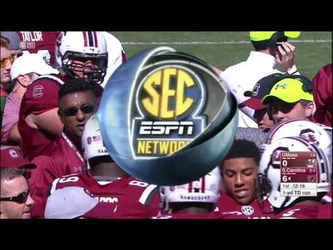 UMass at South Carolina 2016 720p