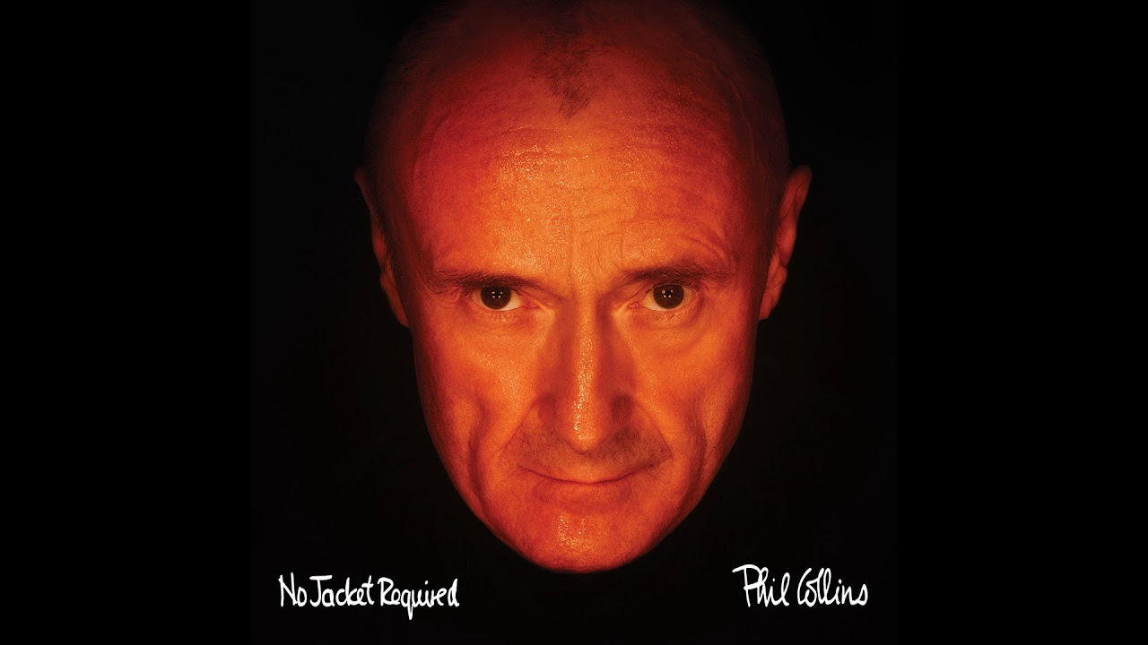 Download Phil Collins - No Jacket Required (Deluxe Edition) (1985)