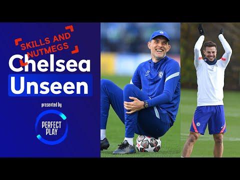 Reece James Unreal Nutmeg, Pulisic's Hilarious Tumble | Chelsea Unseen | Best Skills & Nutmegs