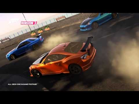 Forza Horizon 2 Official Trailer (PS3)
