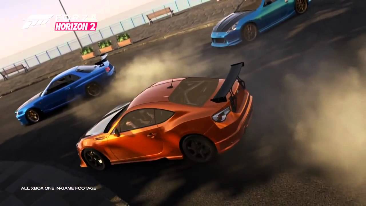 forza horizon 2 official trailer ps3 youtube. Black Bedroom Furniture Sets. Home Design Ideas