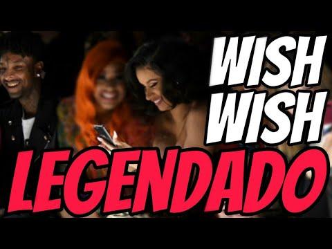 DJ Khaled – Wish Wish ft. Cardi B, 21 Savage(Legendado)
