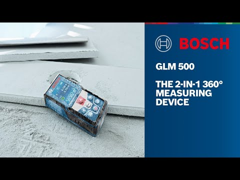Bosch Measuring Tools - GLM 500 Professional