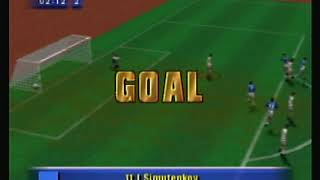 Crappy Games - FIFA 64: Full Match Gameplay