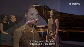 Fleur Barron, Julius Drake (piano) -- Schreker and Strauss Lieder
