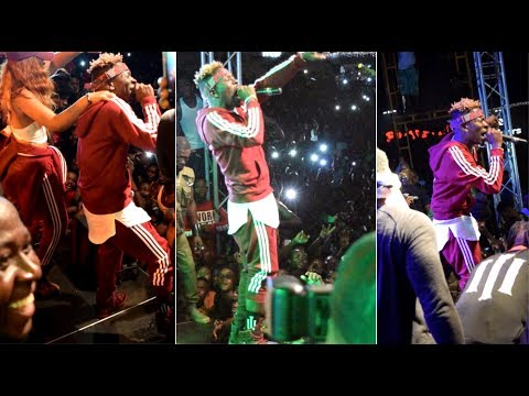 Shatta Storms Medikal Show with Michy, Makes Peace with Criss Waddle..