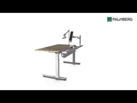 Kantoormeubilair - Palmberg Bureau Crew - Shiraz Office Furniture