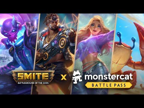 Le Battle Pass de Smite x Monstercat amène la rave de crabe sur le champ de  bataille des dieux