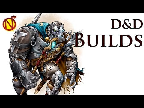 Walking on the Wild Side with a Warforged Druid| Unorthodox 5E D&D  Character Builds