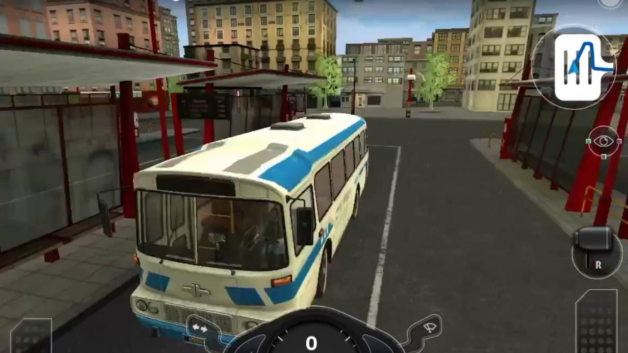 bus simulator pro 2017 apk
