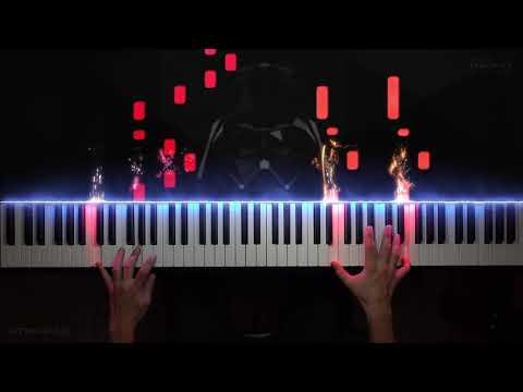 Anakin's Suffering - Imperial March (Piano Cover) [Intermediate]