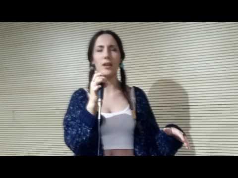 Mara Santovito - No Diggity [live] (nella versione di Chet Faker)