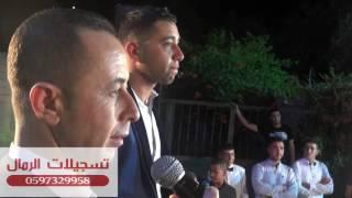 محمد العراني ويزن حمدان العريس عودة سمارة - مواويل - سيريس مع تسجيلات الرمال2017