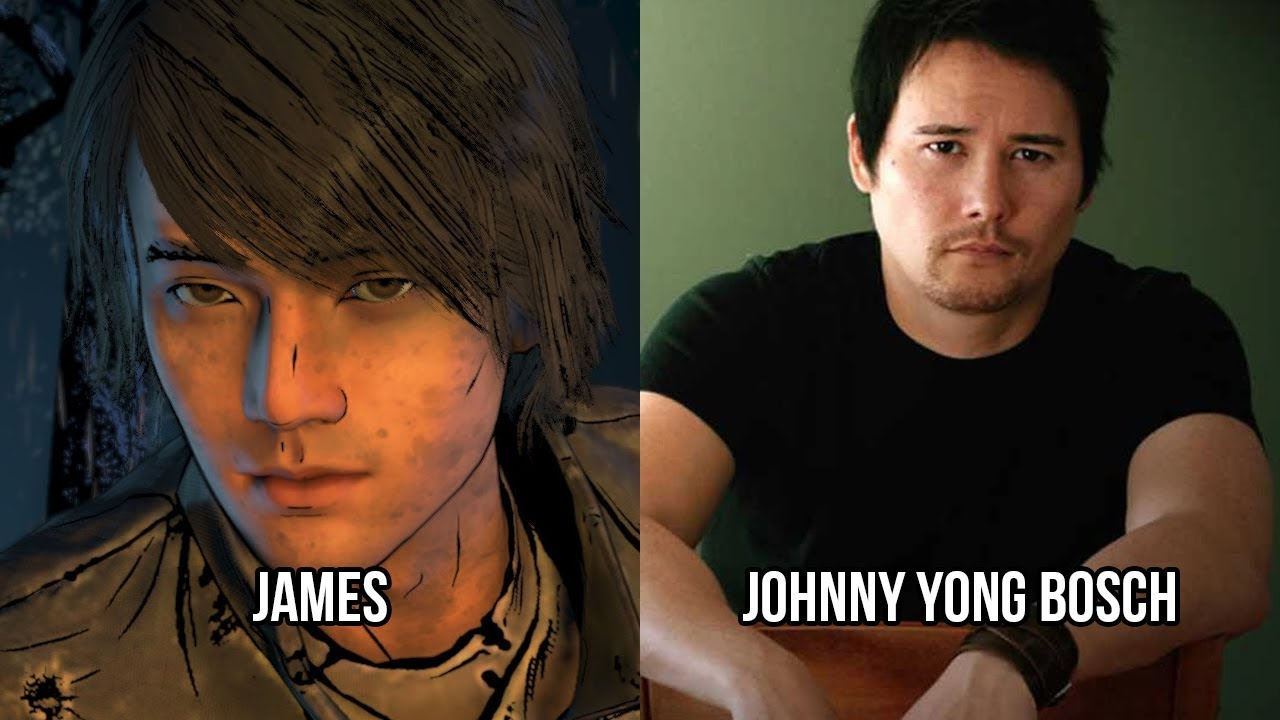 Characters And Voice Actors The Walking Dead The Final Season Episode 2