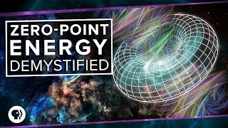 Zero-Point Energy Demystified | Space Time