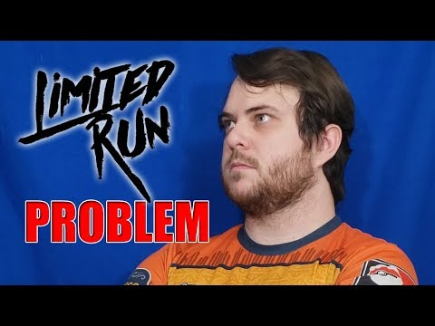 The Problem With Limited Run Games