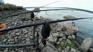 Рыбалка на водохранилище. Победа старой школы.