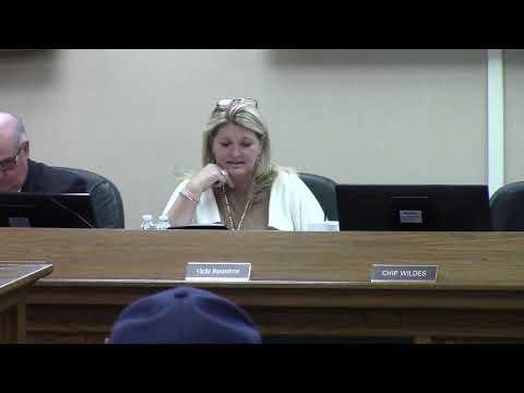 GLPC Chair Vicki Rountree