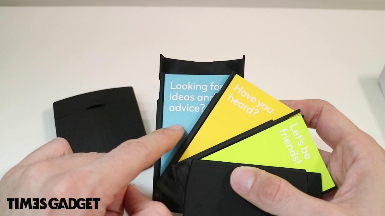 nome della pelle Porta biglietti da visita carte di credito pelle PU a libro da viaggio organizzatore cartella per 240/carte capacit/à uomini e donne Black