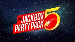 The Jackbox Party Pack 5: Quick Look Live! (Video Game Video Review)
