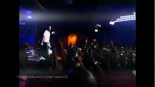 Mavado n Chicago-Live Performance (Clip)