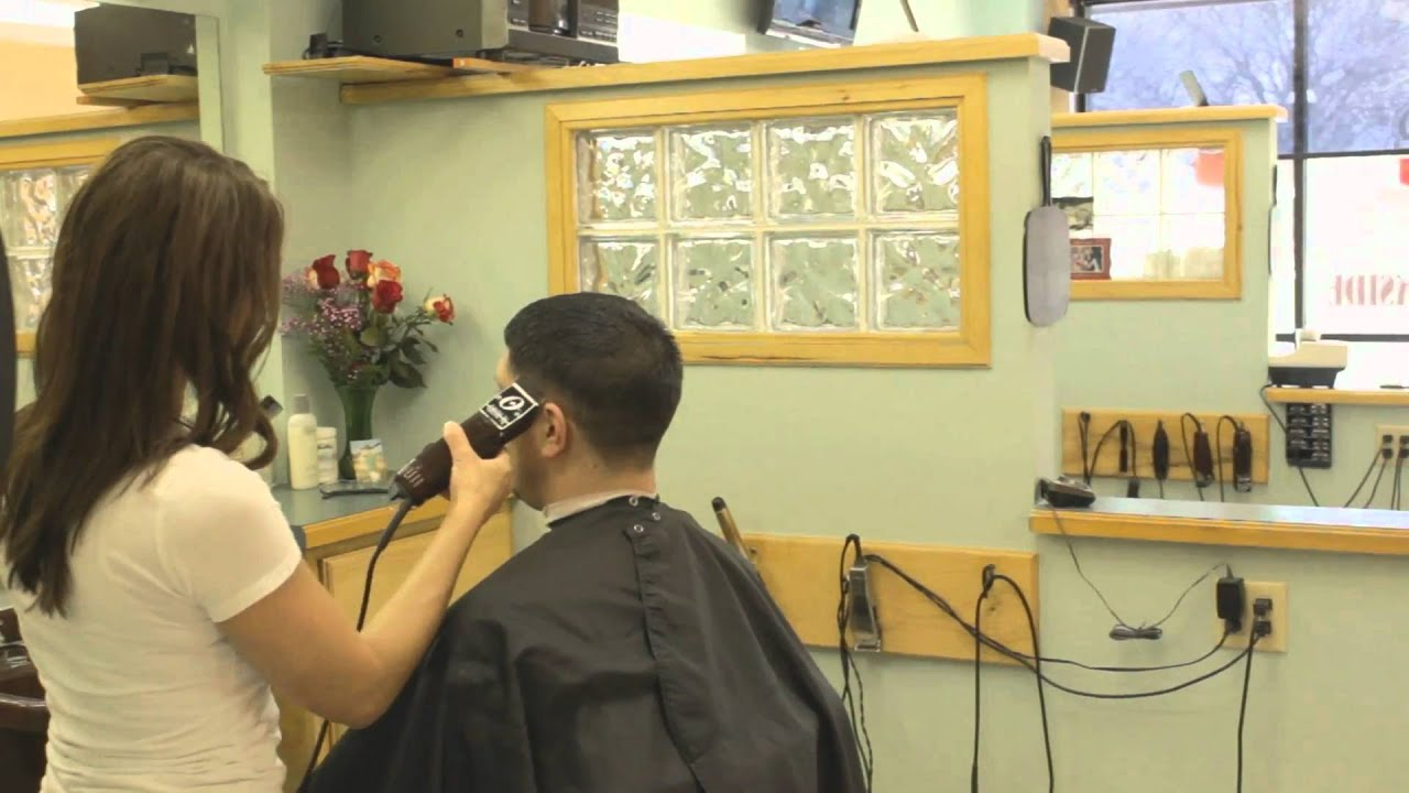 Barber Youtube : Brookside Barbers Commercial - YouTube