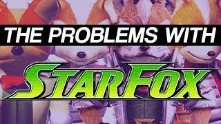 The Problems With Star Fox // HeavyEyed