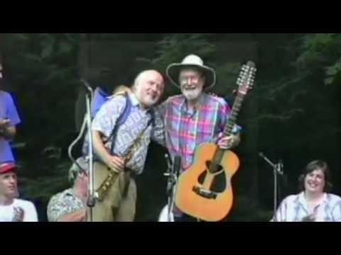 Excerpts from Pete Nic with Pete Seeger and Paul Winter