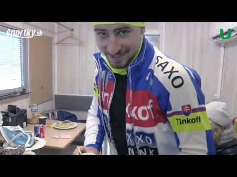 Peter Sagan and the making of the Slovak Telecom (T-Mobile) commercial