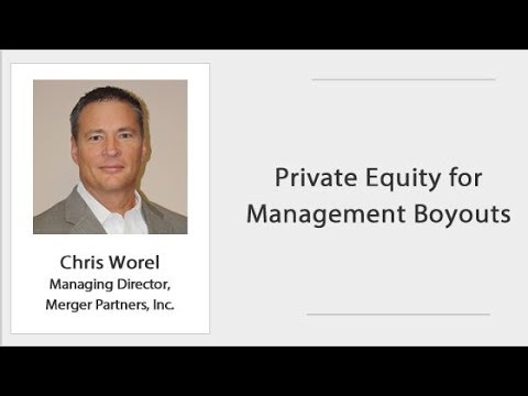 ExecuNet -  Private Equity Management Buyouts