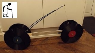 Bargain Store Project #30 Rat Trap Car