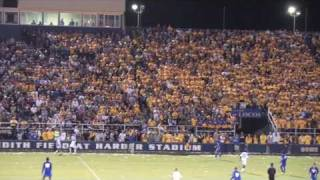UCSB vs UCLA Soccer- Record Breaking Attendance 16,000 people!