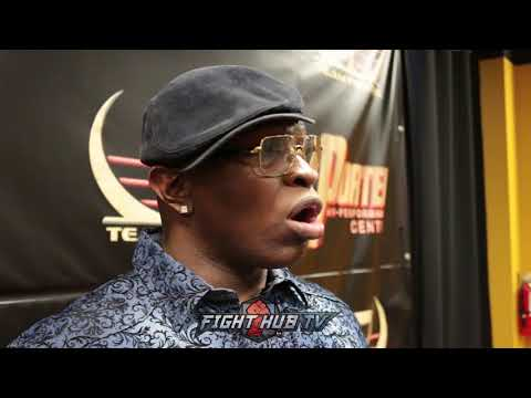 KENNY PORTER NAMES HIS TOP 5 WELTERWEIGHTS SPENCE, DANNY, VARGAS, CRAWFORD, THURMAN