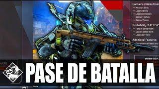 El PASE DE BATALLA de Apex Legends..