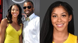 The TRUTH About WNBA Player Candace Parker BEGGlNG Men To Support Them