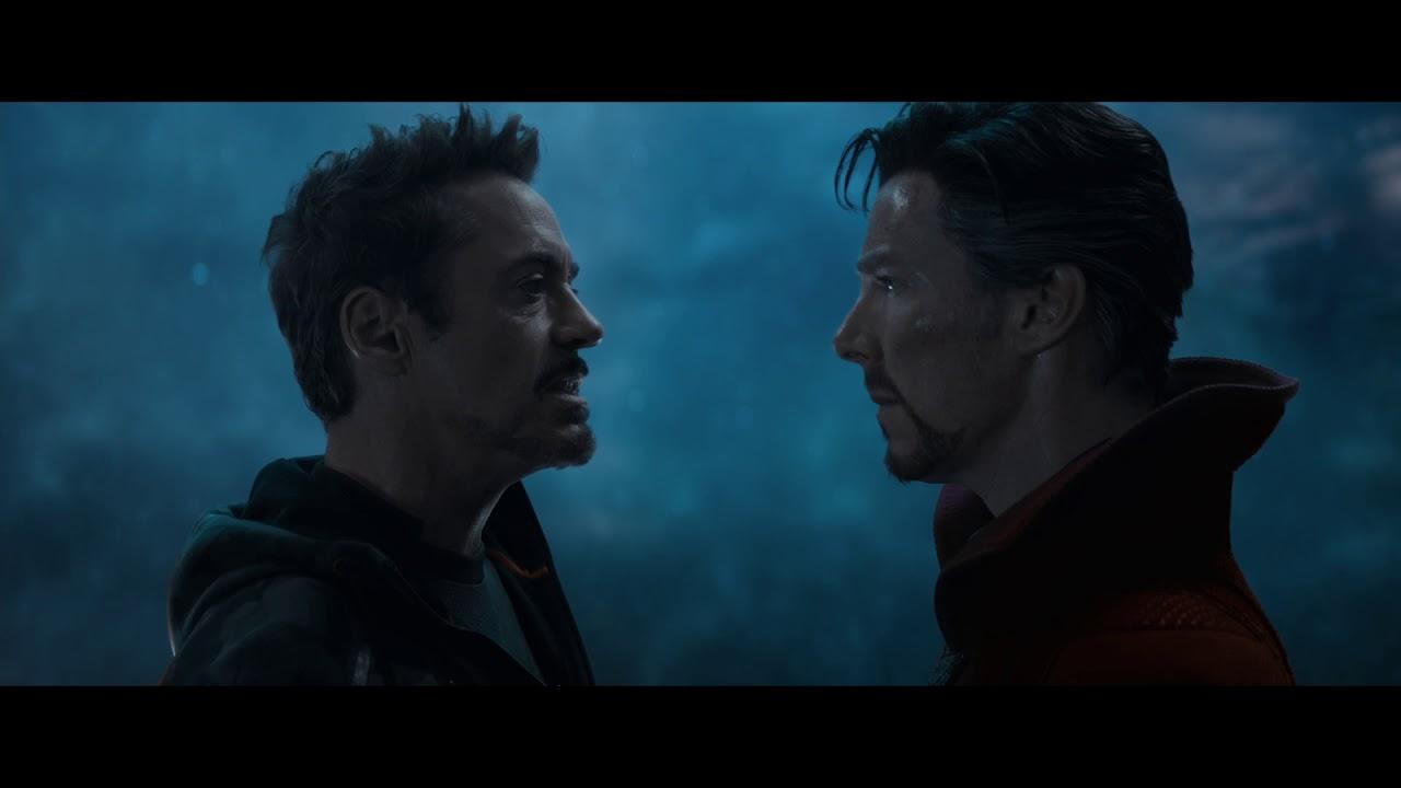 Avengers : Infinity War - Avec vous partout dès le 31 août (VOST)