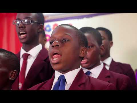CALEB BRITISH INTERNATIONAL SCHOOL (LEKKI) DOCUMENTARY -- OFFICIAL