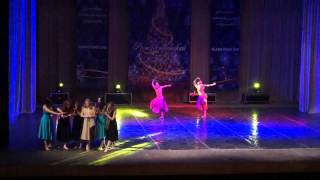 Modern jazz - recollections - choreography by Maksim Mishin