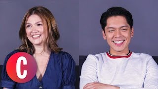 Carlo Aquino And Angelica Panganiban On Their Past Relationship