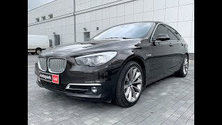 Автопарк BMW 5 Series GT 2014 года (код товара 21308)