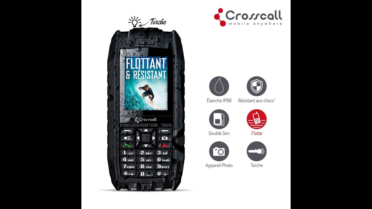 high tech review crosscall shark v2 cellphone fr en high tech review crosscall shark v2 cellphone fr en