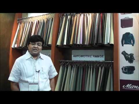 Khaitan Synthetic Leather at  fMM&T India Footwear Components Exhibition