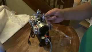 Setting Up an Airbrush and Compressor