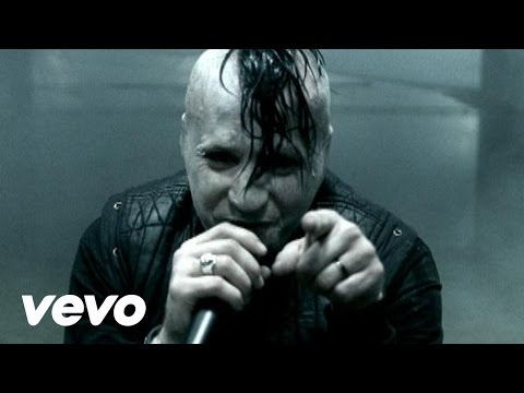 Mudvayne - Not Falling (Revised Version) (Official Video)